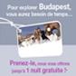 ACCORDHOTELS : Budapest jusqu'à une nuit d'Hôtel gratuite !