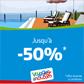Voyages SNCF : Nuits d'hôtel jusqu'à 50 pour cent de réduction !