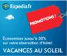 EXPEDIA : Economisez jusqu'à 30% de réduction sur votre réservation d'hôtel