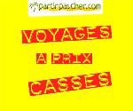 PARTIR PAS CHER : Voyages à prix cassés