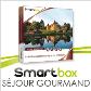 SMARTBOX : Coffret cadeau séjour gourmand à partir de 99,90 euros