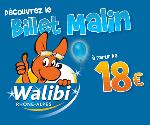 WALIBI : Billet a partir de 18 euros