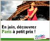 VOYAGES SNCF : Votre hôtel à Paris à partir de 46 euros la nuit en juin