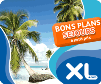 XL : Bons plans séjours