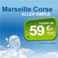 AIR CORSICA : Toutes les offres à destination de la Corse