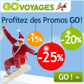 GO VOYAGES : Jusqu&rsquo; 25% de rduction pour Noel au ski