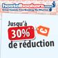 Hostelbookers : Soldes jusqu'à 30% de remise sur les hébergements