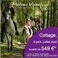 MADAME VACANCES : Vacances en famille en plein air à partir de 549 euros