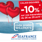 SEAFRANCE : 10% de rduction sur votre traverse spciale mariage princier
