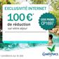 CENTER PARCS : 100 euros de remise sur votre séjour dans un des 4 domaines d'exception