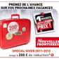 NOUVELLES FRONTIERES : Jusqu'à 200 euros de réduction par personne