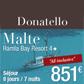 DONATELLO : Séjour à Malte pour 851 euros all inclusive