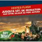 PARC ASTERIX : Vente Flash 50% de réduction sur les séjours