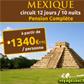 VOYAGES AUCHAN : Circuit au Mexique à partir de 1340 euros par personne