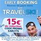 TRAVELSKI : 15 euros de réduction sur votre séjour au ski