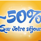 DISNEYLAND PARIS : Vente Flash jusqu'à 50% de réduction
