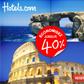 HOTELS.com: Soldes d'automne avec jusqu'à 40% de réduction sur les hôtels en Europe