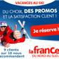 LA FRANCE DU NORD AU SUD : Jusqu'à 60% de réduction sur votre séjour au ski