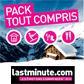 LASTMINUTE : Ski Pack TOUT COMPRIS