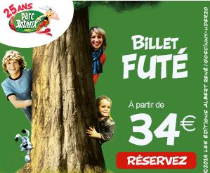 Parc Astérix : le billet futé à partir de 34 €