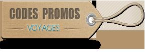 Codes Promos Voyages